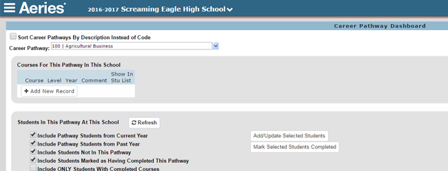 Aeries Student Information System - Eagle Software - The Aeries ...