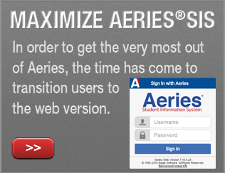 Aeries Student Information System - Eagle Software - Aeries