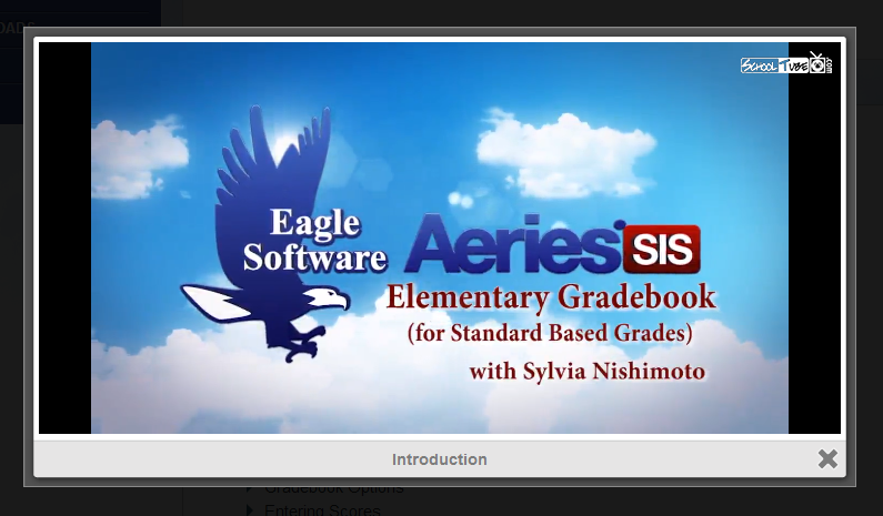 aeries student information system eagle software aeries net